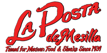 Famed for Mexican Food & Steaks Since 1939